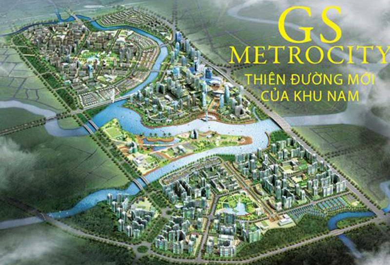 GS Metrocity - Thiên đường mới của khu Nam Sài Gòn