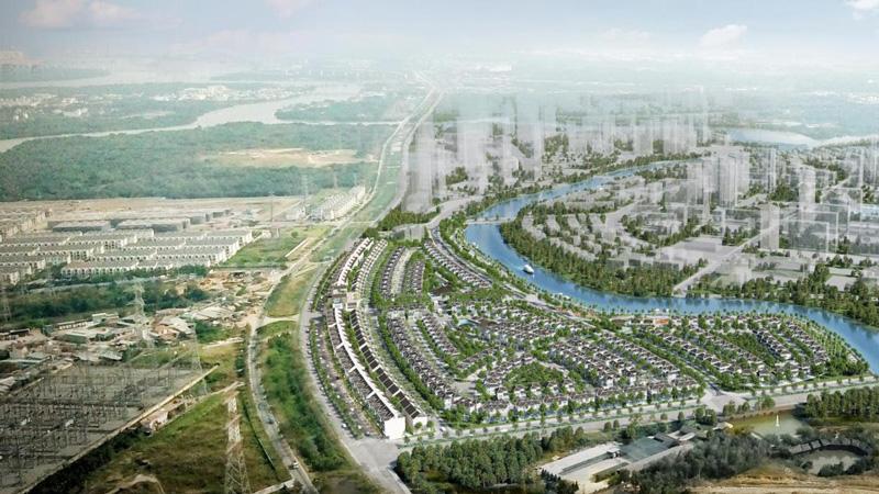 Điểm nổi bật chỉ có tại dự án GS Metro City Nhà Bè