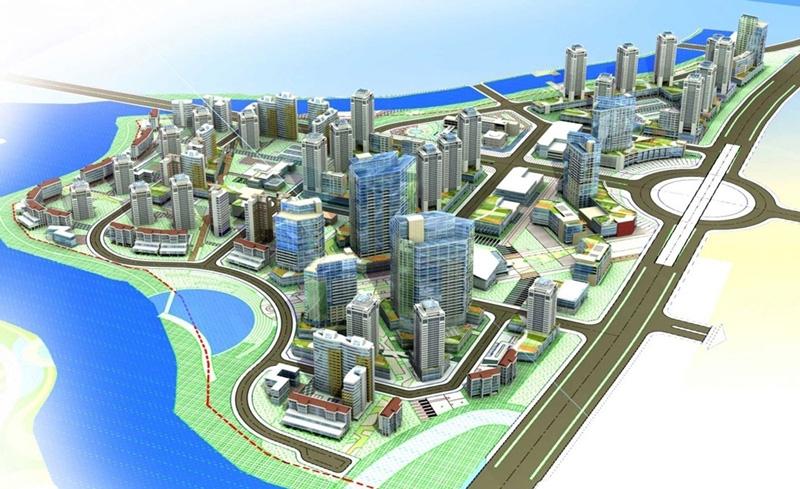 Tổng quan dự án khu đô thị GS Metro City
