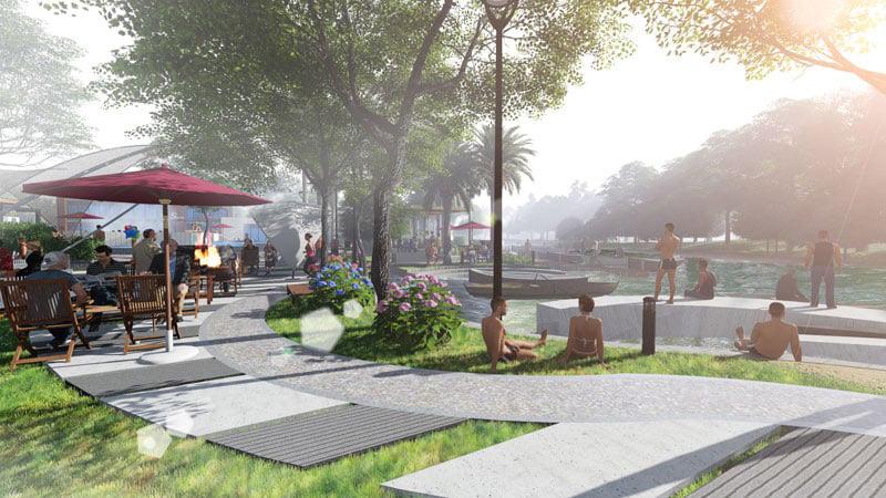 GS Metro City hội tụ đủ mọi ưu điểm của một siêu đô thị thông minh