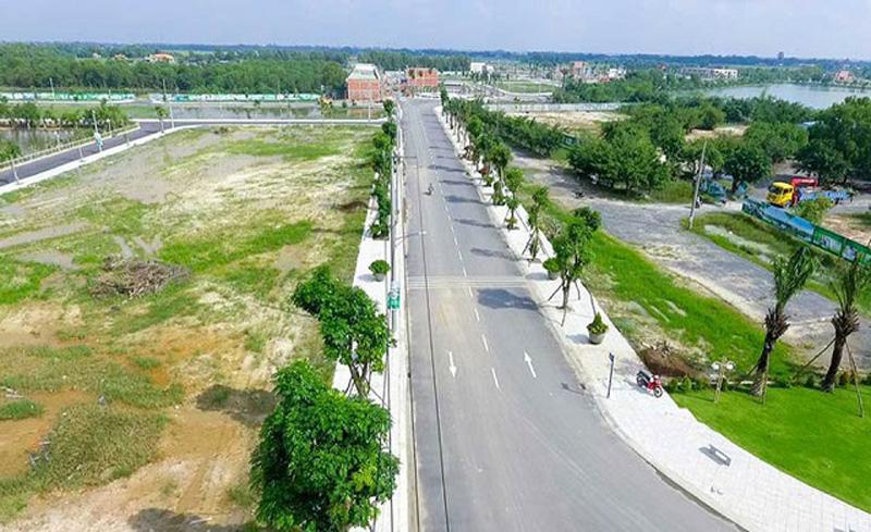 Đất nền Nhơn Đức - Điểm nóng bất động sản của huyện Nhà Bè 2020