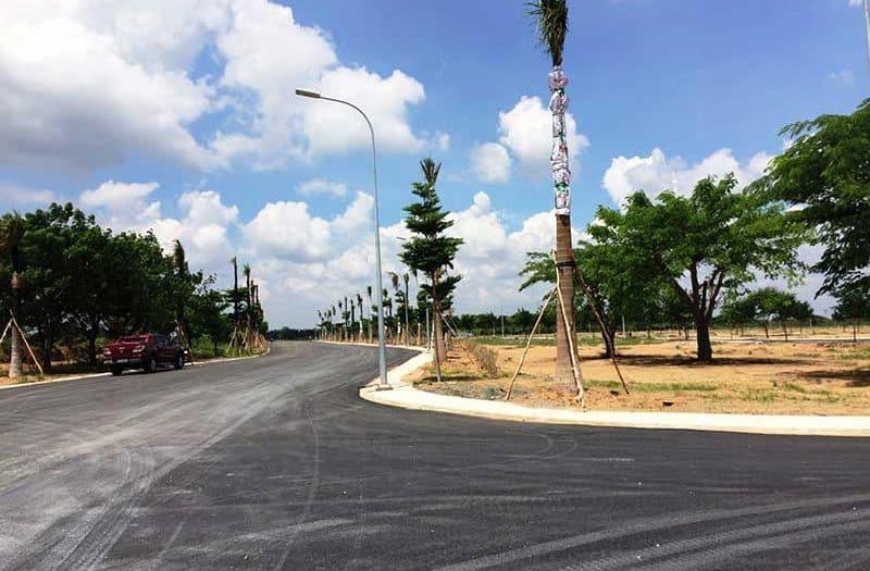 giá đất khu vực Nhơn Đức còn khá mềm so với các khu vực tương đồng tại khu Nam Sài Gòn