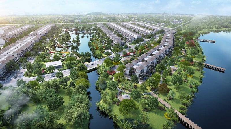 Siêu dự án GS Metro City lớn thứ hai nằm trên tuyến đường Nguyễn Hữu Thọ