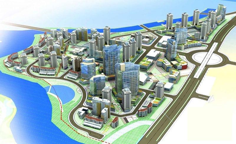 dự án Khu đô thị Metro City Nhà Bè được kỳ vọng là đối thủ nặng ký của khu đô thị Phú Mỹ Hưng