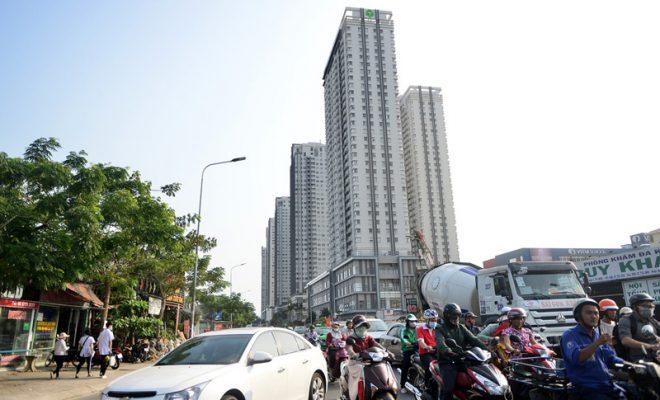 Thị trường đất nền Nhà Bè: hạ tầng hoàn thiện, nguồn cung mới khan hiếm