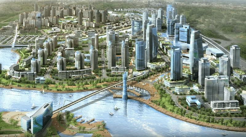 Dự án khu đô thị GS Metro City Nhà Bè