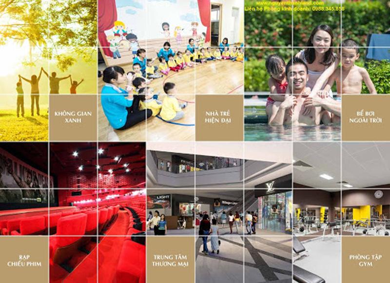 Trải nghiệm tiện ích đẳng cấp siêu đô thị tại dự án GS Metro City Nhà Bè