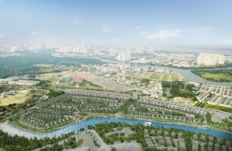 Vì sao chủ đầu tư dự án GS Metro City Nhà Bè được nhiều tin tưởng