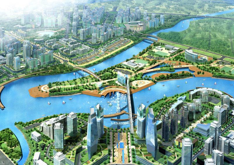 Vị trí dự án GS Metro City Nhà Bè có đặc điểm gì nổi bật?